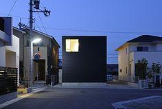 House of Kashiba by Horibe Naoko Architects