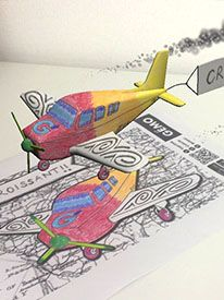 Quiver, the original augmented reality coloring app ...