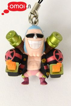 One Piece Film Z phone strap: Franky - 4,90 EUR : Manga Shop for Europe, A great selection of anime products