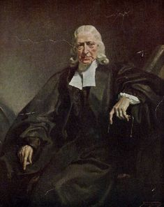 """""""Give  me ten men that hate nothing but sin and love nothing but God and we will change the world"""" - John Wesley"""
