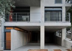 Gallery of Apartment Building in Deinokratous Street, Athens / Giorgos Aggelis - 15