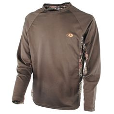 Mossy Oak Camp Long Sleeve Tee available @ Mossy Oak Foley,Al