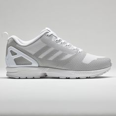 official photos 85040 b5d3f Triple White is everything ... ZX Flux by miadidas Originals ! Check  miadidas.com · Zx FluxAdidas SneakersOriginalsAdidas Shoes
