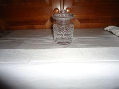 Vintage 1960's Waterford Crystal Marmalade/Honey Jar. Ire.   Catalog # 130/358…
