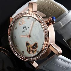 MA 135 Papillon Automatic RGW Best Sellers, Dreams, Lady, Accessories, Collection, Women, Style, Fashion, Swag