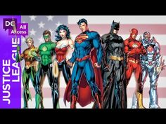 DC Entertainment: Every Justice League Member Ever - You know Superman, Batman, Wonder Woman and the Flash. Heck, you may even know Martian Manhunter, Hawkman, Booster Gold and Firestorm. But do you know EVERY JUSTICE LEAGUER EVER?! You will after you're done watching our DC All Access clip!