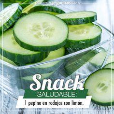 snack saludable!