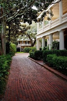 Southern Homes and Brick Walkways                                                                                                                                                     More