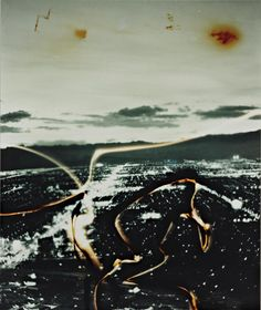 View (Untitled) Las Vegas by Wolfgang Tillmans sold at Contemporary Art Evening on 12 Feb 2010 London. Contemporary Photography, Abstract Photography, Color Photography, Arnulf Rainer, Wolfgang Tillman, Turner Prize, Clean Book, Photomontage, Magazine Art