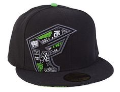 FAMOUS STARS & STRAPS x NEW ERA「Twizzle」59Fifty Fitted Baseball Cap