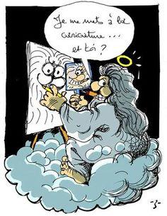 Charlie Hebdo: les dessinateurs marocains et tunisiens rendent hommage aux victimes...reépinglé par maurie daboux