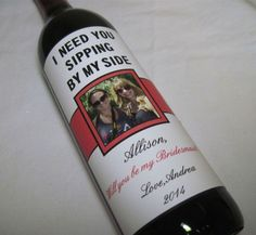 Can't say I do with your bridesmaids by your side. Try sipping on wine while you ask the question!