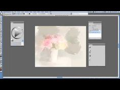 Painter Cloning tools with professional photographer and digital painter Melissa Gallo - YouTube
