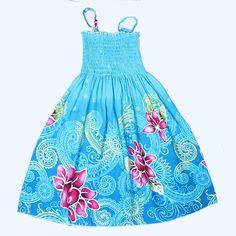 >> Click to Buy << 2017 Summer Flower Girls Dress Bohemian Dress For Girls Princess Dress Cotton Dresses For Girls Vestidos Infantis Beach Floral #Affiliate