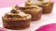 Recipes+ shows you how to make this chocolate hazelnut friands recipe.