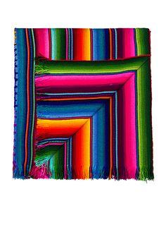 STELA 9 Playa Coco Beach Blanket in Multi | REVOLVE #serape