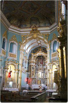 Arquitetura Igreja Salvador