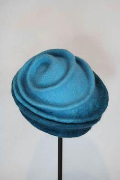 felt hat; Zsofia Marx