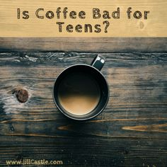 Is coffee bad for teens? Is coffee bad for teens? How much caffeine is too much for kids and teens? I answer these questions and more! House Cleaning Tips, Deep Cleaning, Cleaning Hacks, Runner's World, Tablet Recipe, Homemade Toilet Cleaner, Cleaning Painted Walls, Coffee Health Benefits, Eating Organic