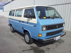 Near Perfect 1984 Vanagon Auto ONLY 33,000 MilesPrice: $8990