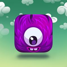 "iOS game ""Woolly Willy"" on Behance"