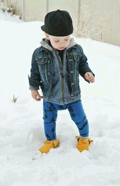 Fun snow day