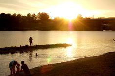 Ein Tag an der Donauinsel Online Magazine, Danube River, Seen, Vienna, Celestial, Summer, Outdoor, Old Pictures, Road Trip Destinations