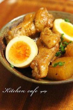 鶏肉と大根の甘辛煮 by yycafe|簡単作り方/料理検索の楽天レシピ