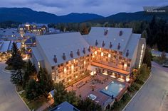 Mountainside Lodge - A Shell Vacations Resort Hotel Vacation Resorts, Hotels And Resorts, Vacation Spots, Vacations, Vacation Ideas, Places To Travel, Places To See, Vacation Memories, Whistler
