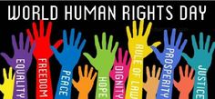 Human Rights Day - 10 December 2012 - Petites Sœurs de l'Assomption