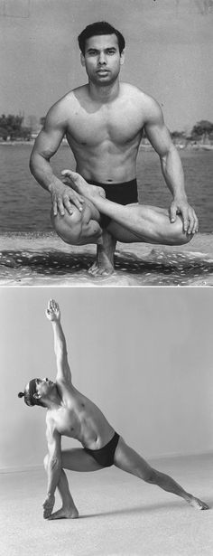 Bikram Choudhury, the founder of hot yoga. For his amazing compassion and love, and of course for the Bikram yoga that helped save my life!