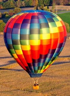 Adirondack Balloon Festival held every September in Glens Falls and Queensbury