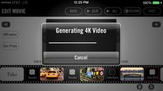 Want to shoot higher resolution videos on your iPhone?  Well you can!  All it takes is a $5 app.