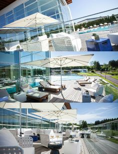 Geinberg5 - Private Spa Villas   Luxury  Design Suites   Austria   http://lifestylehotels.net/en/geinberg5-private-spa-villas   outdoor, lounge, sunbathing, relaxing, lounger