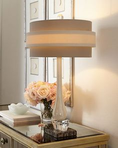 John-Richard Collection Leda Accent Lamp