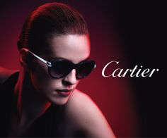 Panther Wild black #sunglasses #Cartier available at #NewOpticsKeerbergen. Temples in platinum finish.