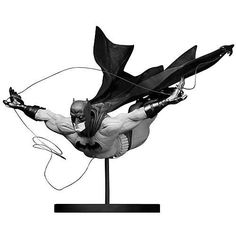 Batman Black and White Statue Dick Grayson by Jock BRAND NEW