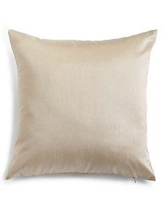 Faux Silk Cushion | M&S