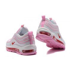 size 40 602f0 9f628 Dam Nike Air Max 97 GS Valentines Day Skor RosaVit 313054-161