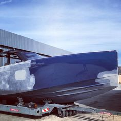 Boat hull repair to start the season? 🛠 Better call us!! #PortdHiverYachting #PaintCabin #Fjord40 #bormeslesmimosas #thisissainttropez #frenchriviera