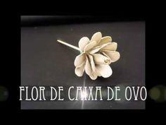 Flor de Rolo de Papel Higiênico 3 - YouTube