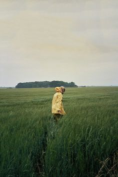 reminds me of just walking out back on our farm . . . thinking of nothing . . . and just enjoying the openness!