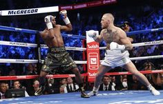 Mayweather vs. McGregor turned out to be more than just hype