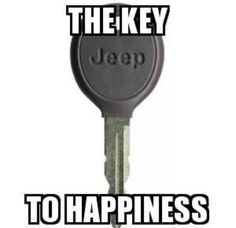 Happy Friday, everyone! Get out there and enjoy your ‪#‎Jeep‬ this weekend! #JeepLife #JeepLove #ItsAJeepThing #JEEPmore