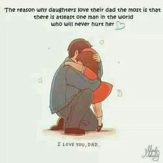 It's true. And it's why I miss my Dad so very much.