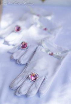 "Princess / Birthday ""Royal Pink & Gold Birthday Bash"" | Catch My Party"