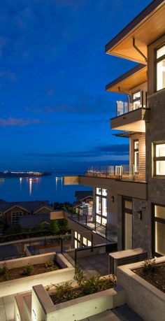 Towering view of Point Grey from the top of West Vancouver #blurrdMEDIA #architecture #photography