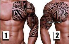 Resultado de imagen de polynesian tattoo