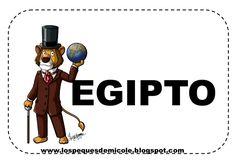 www.lospequesdemicole.blogspot.com EGIPTO