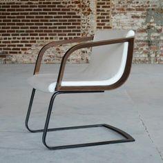 Fiction Chair . Designed by Alyssa Coletti http://alyssacoletti.com/